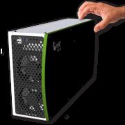 Rapidly Deployable Supercomputer